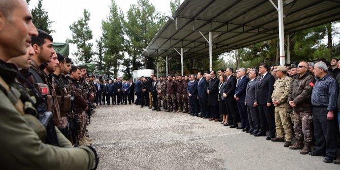 PÖH'ler Afrin'e dualarla  uğurlandı