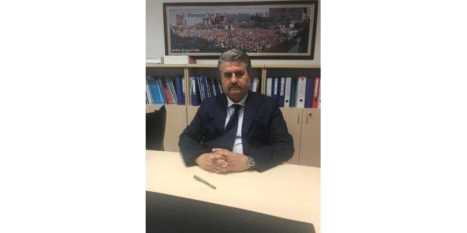 Özdemir, Türk Eğitim Sen genel başkanlığına adaylığını açıkladı
