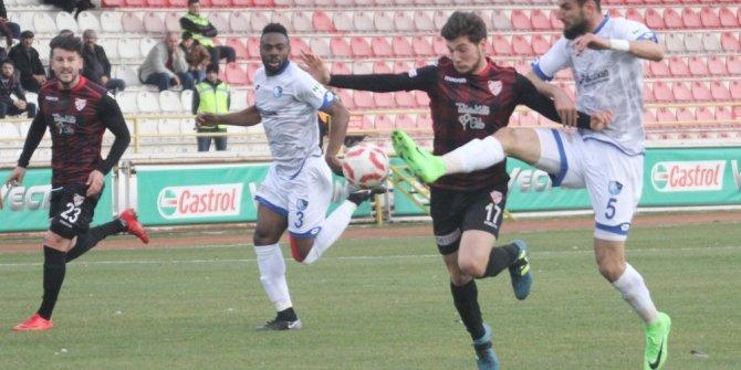 Spor Toto 1. Lig: Boluspor: 1 - B.B. Erzurumspor: 1