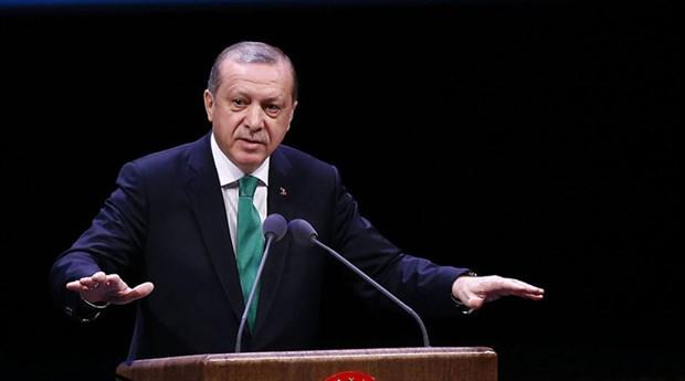 """Erdoğan'dan BBP ile İttifak Mesajı:"""" Seçime Girebilir"""""""