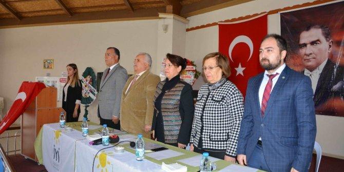İYİ Parti Dalaman ilçe kongresi yapıldı
