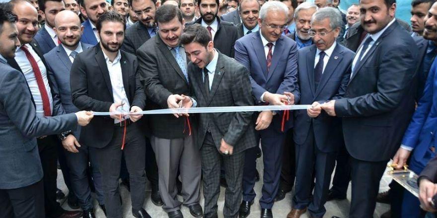 TÜGVA Erzincan şubesi açıldı
