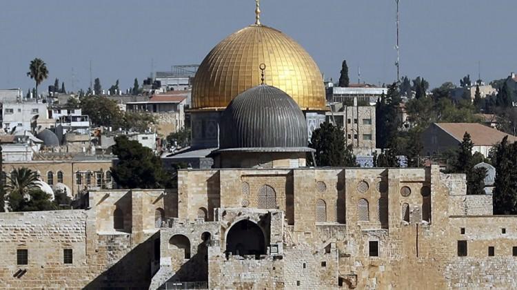 ABD İsrail büyük elçiliğini Kudüs'e taşıma kararı aldı