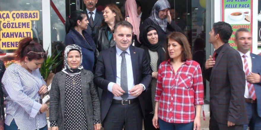Kızıltepe'de mikro krediden 700 kişi faydalandı