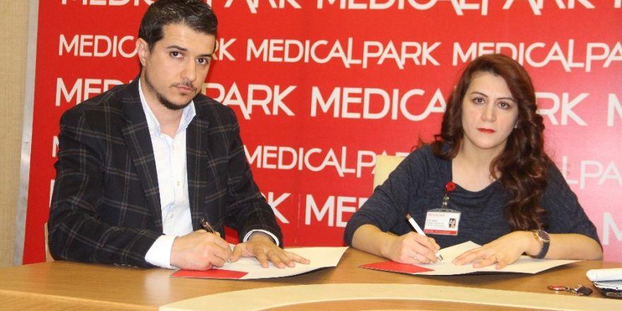 Medical Park Elazığ Hastanesi ile GELDER arasında protokol imzalandı