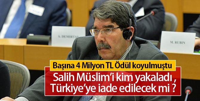 Salih Müslim'i Kim Yakaladı | Türkiye'ye İade Edilecek mi