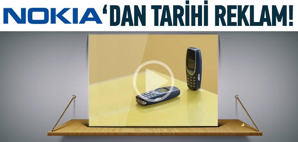 Nokia Tarihini Reklam Filmi İle Anlattı