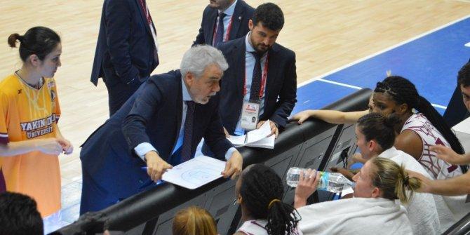 PTT Kadınlar Türkiye Kupası'nda Yakın Doğu Üniversitesi şampiyon oldu
