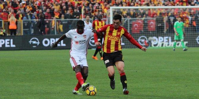 Spor Toto Süper Lig: Göztepe: 1 - Demir Grup Sivaspor: 0 (Maç sonucu)