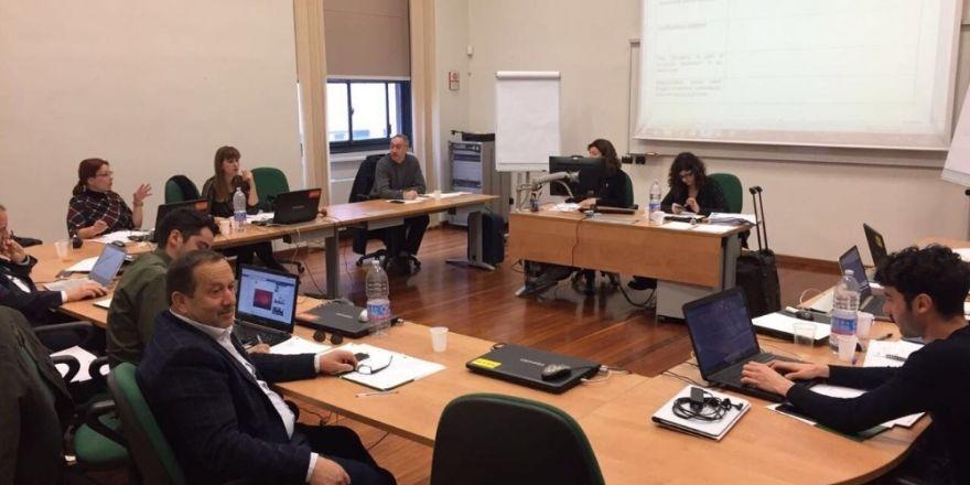 Aydın Ticaret Borsası M.I.N.D. projesi toplantısına katıldı