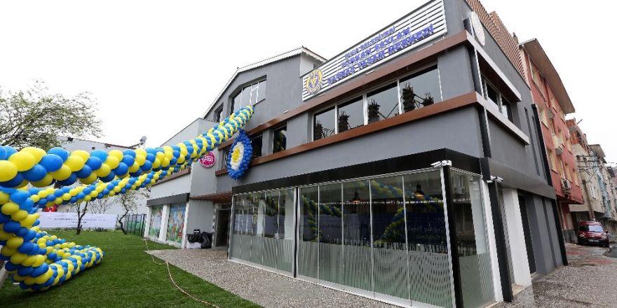 Buca Belediyesi Türkan Saylan ÇYM açılıyor