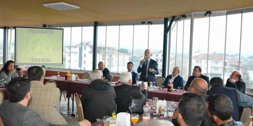 8 milyonluk belediye bütçesi 3 yılda 25 milyon liraya çıktı