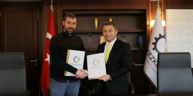 Çerkezköy TSO üyelerine indirimli yazılım programı