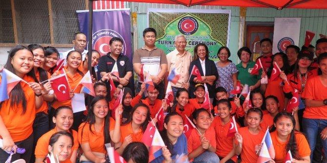 TİKA'dan Bangsamoro Arama Kurtarma Timi'ne ekipman desteği