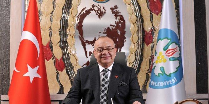 Ege Bölgesi'nin en beğenilen belediye başkanı seçildi