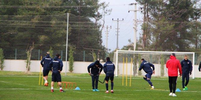 Antalyaspor çıkışını devam ettirmek istiyor
