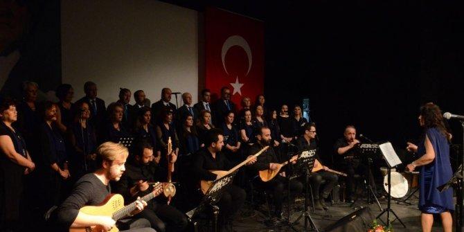 Kuşadası'nda 'Doğu Anadolu'dan Esintiler' konseri