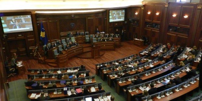 Kosova Meclisi Genel Kurulu ertelendi