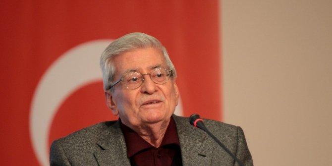Türk edebiyatının usta ismi hastaneye kaldırıldı