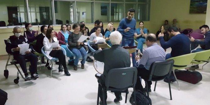 Efeler 'Yurttan Sesler' konserine hazırlanıyor