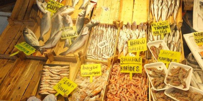 Balık tezgahlarında 'bako' sürprizi