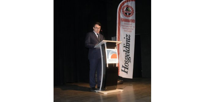 İSNAKHAFDER'den 'güvenli sürüş' konferansı