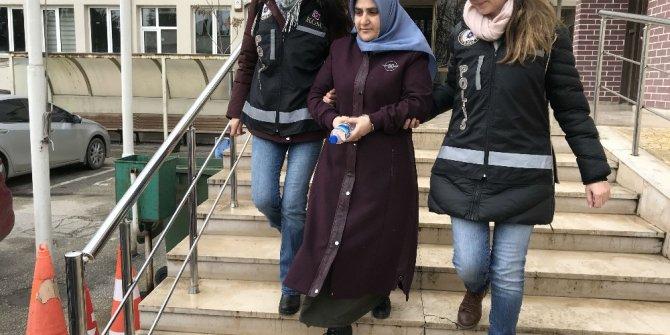 Bursa FETÖ'nün gaybubet ablası yakalandı