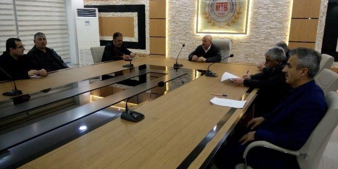 MTB Şubat ayı meclis toplantısını yaptı