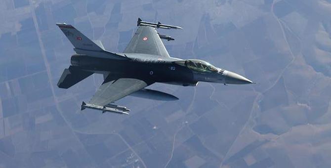 TSK'dan Son Dakika: Kuzey Irak'ta 4 Silahlı Terörist