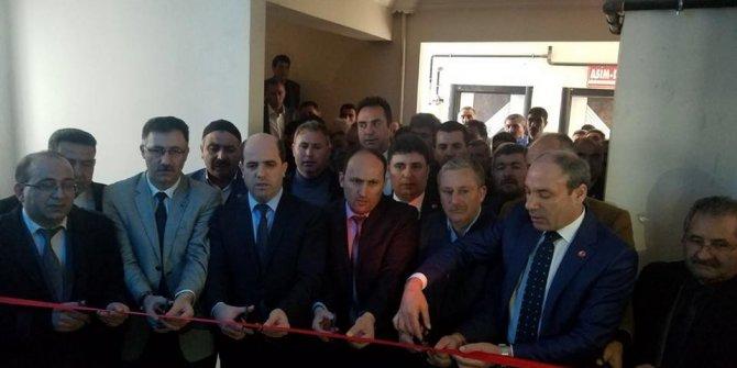 Anadolu Güvenlik Korucuları Başkanı Sözen Iğdır'da