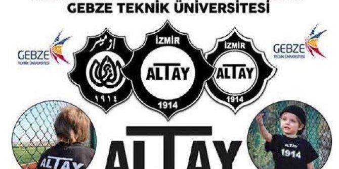 Altay, futbol okullarının bir yenisini Gebze'de açıyor