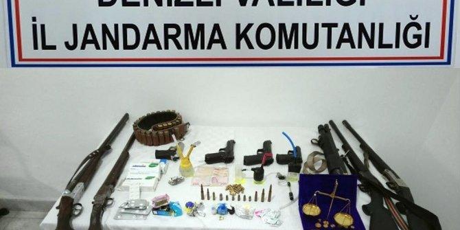 Suç örgütü üyesi 23 şüphelinin işlemleri devam ediyor