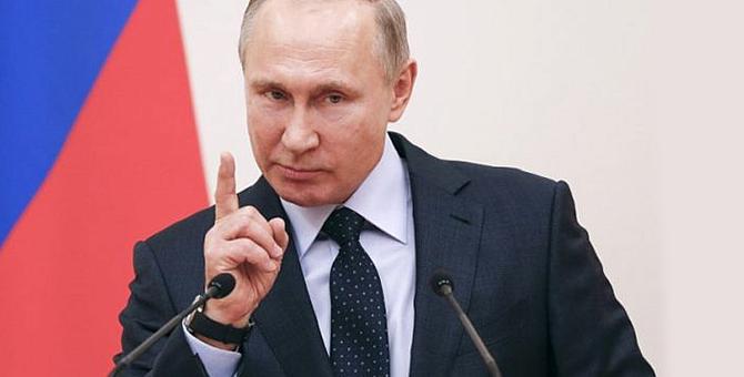 Putin Tüm Dünyaya Gözdağı Verdi!