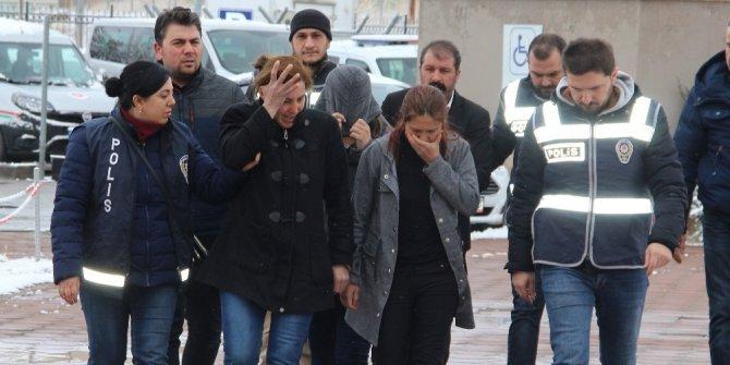 Çelik kasa ve altın hırsızları tutuklandı