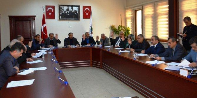 Dilovası Mart ayı meclisi gerçekleşti
