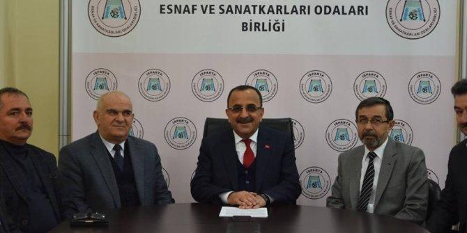 IESOB, Afrin'deki Mehmetçiğe destek konvoyu düzenleyecek