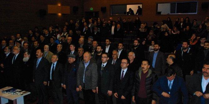 AGD 'Erbakan.'ı anmak ve anlamak' konulu konferans düzenledi