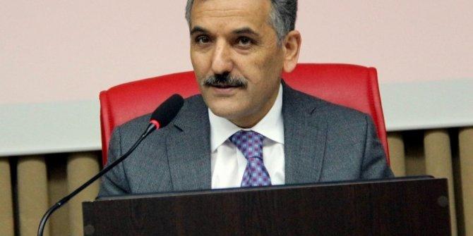 """Vali Kaymak: """"Samsun Karadeniz'in amiral gemisi"""""""
