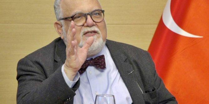 Profesör Celal Şengör'den Kanuni Sultan Süleyman'a ağır hakaret