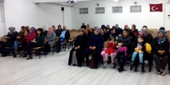 Boğazlıyan'da 'Aile İçi İletişim' semineri