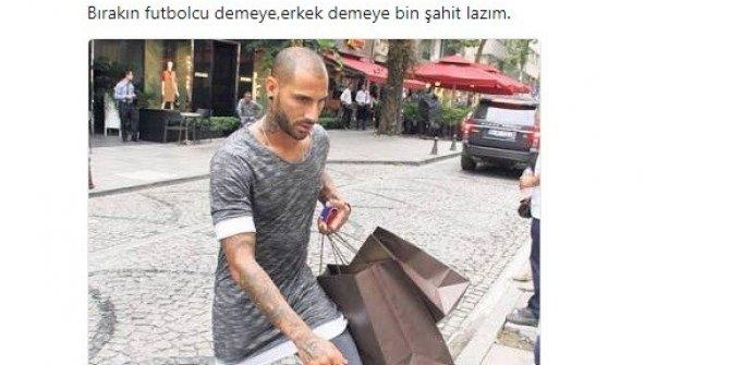 Fenerbahçeli yöneticiden olay paylaşım