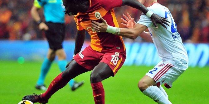 Kardemir Karabükspor ile Galatasaray 20. randevuda