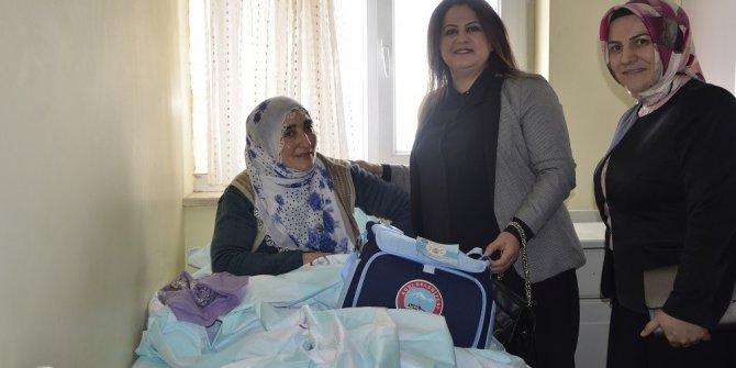 Ağrı'da 'Hoş Geldin Bebek' projesi tekrar başladı