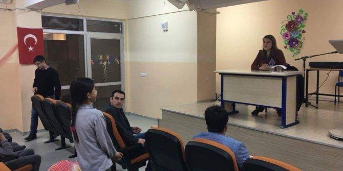 Çavdarhisar'da ''Kariyer günleri'' etkinliği