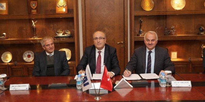 OMÜ ile TAI iş birliği protokolü imzaladı