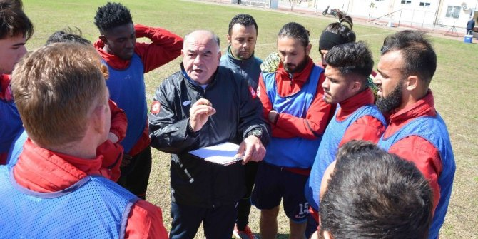 Ortaca Belediyespor, Salih Aybey yönetiminde ilk maçına çıkıyor
