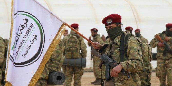 600 ÖSO'lu Zeytin Dalı Harekatı'na katıldı