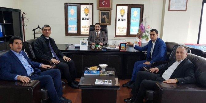 Özkul'dan Erkan Gezer'e ziyaret