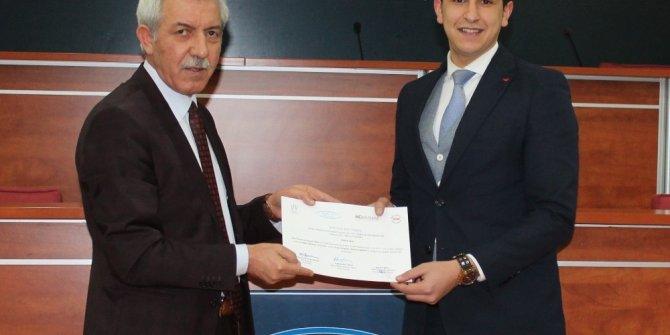 Van'da DAKA destekli 'Proje Döngüsü Yönetimi Eğitimi' sertifika töreni