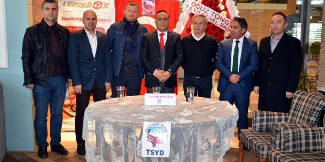TSYD Kayseri Şubesi ilk genel kurulunu yaptı